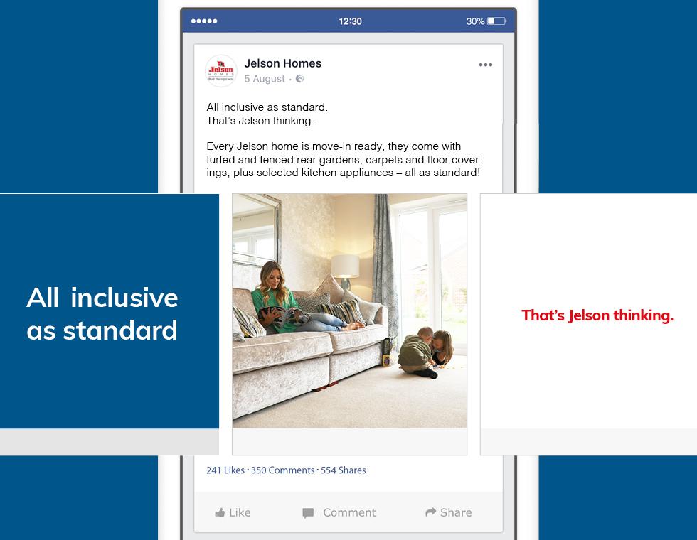 Jelson FB Ads
